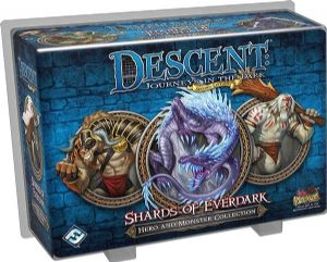 Descent : Journey in the Dark (Second Edition) – Hero and Monster Collection - Shards of Everdark